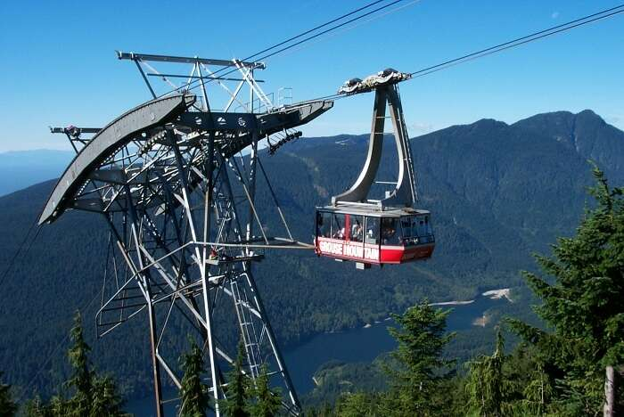 one of the most exhilarating Vancouver activities