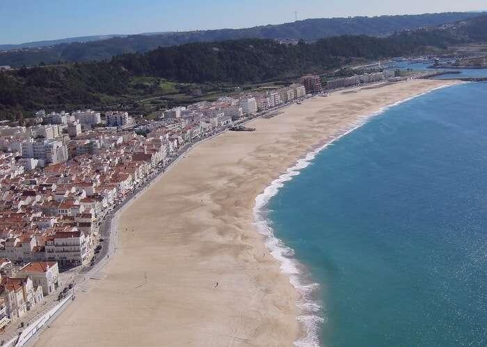 the long beach stretch