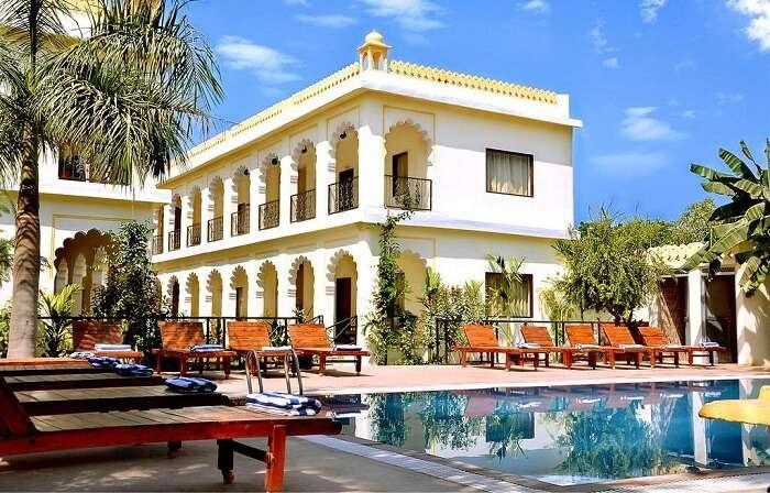 Raj Palace Resort