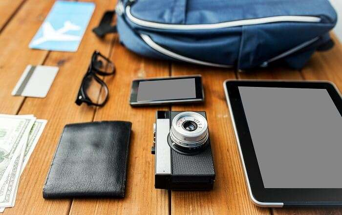 Pack your gadgets