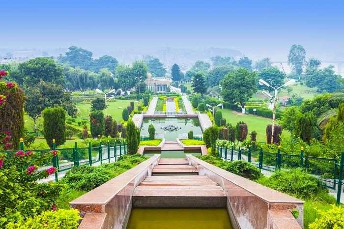 Bagh-e-Bahu Garden jammu