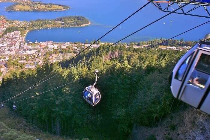 Bob's Peak and Skyline Gondola queenstown