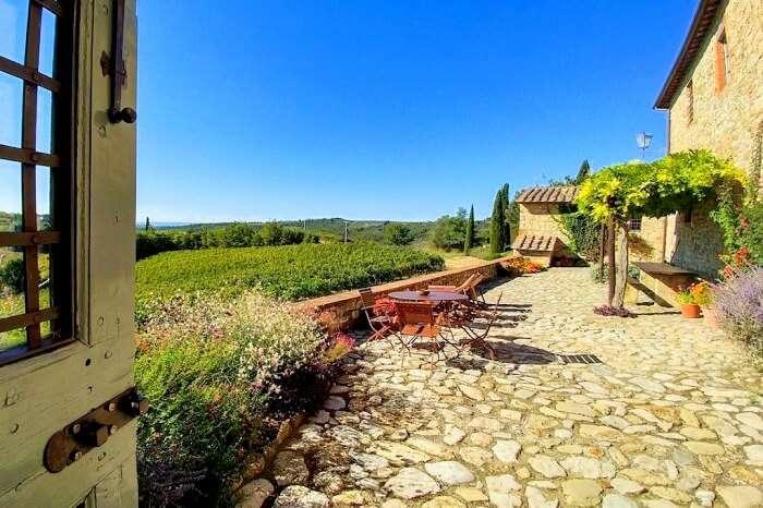 the most charming luxury villa