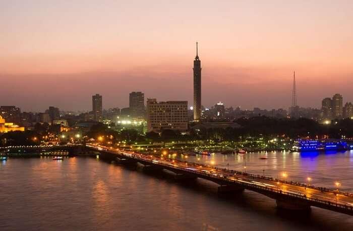 Egypt flaunts the best of desert & ocean