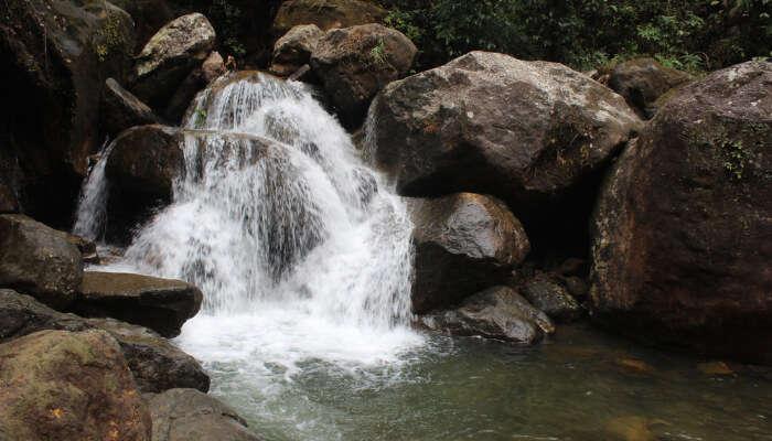 Cherrapunji Waterfalls cover