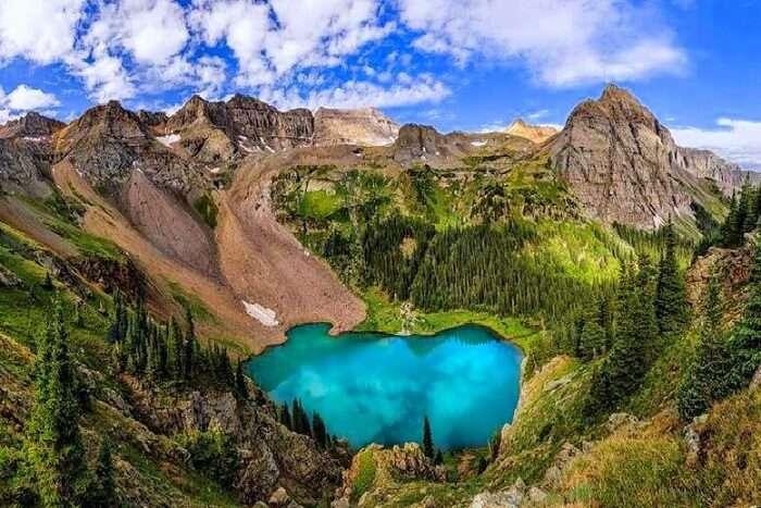 Ecrins National Park new