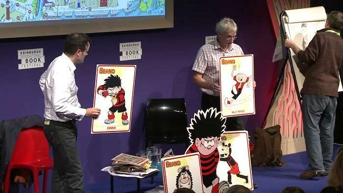 Edinburgh's Art and International Book Festival