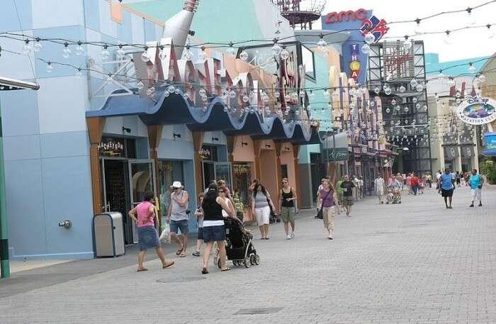 Fun Downtown Disney