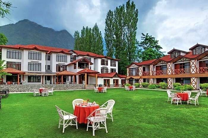 Fortune Resort Heevan, Srinagar