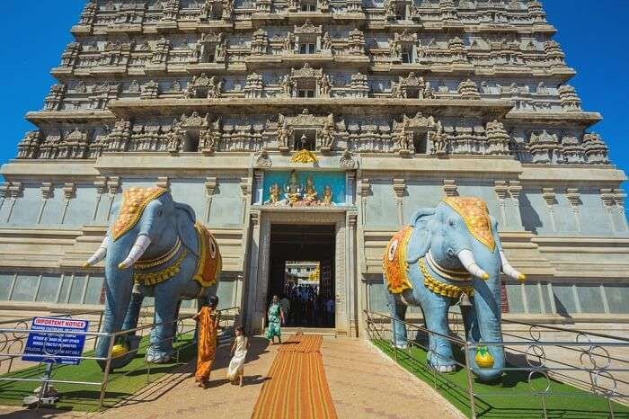 most spectacular shore temples of India