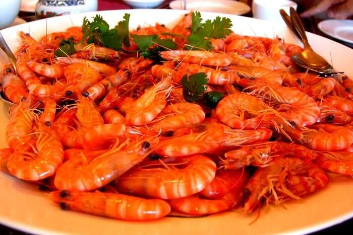 Grey shrimp Croquettes