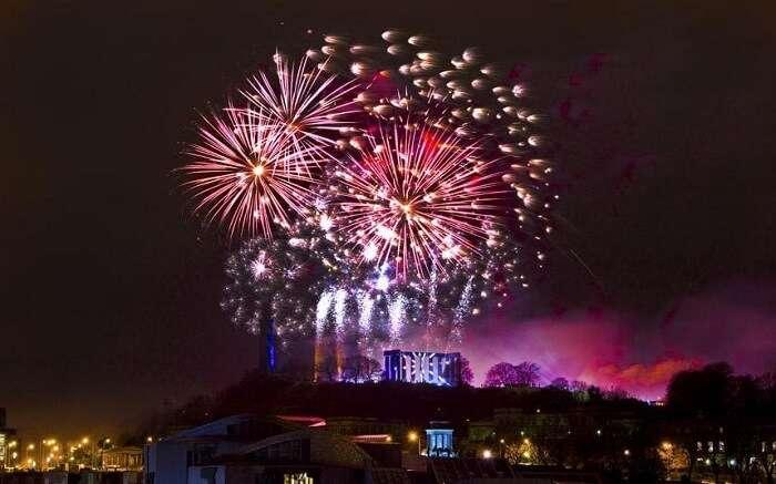 Hogmanay - New Year's Eve