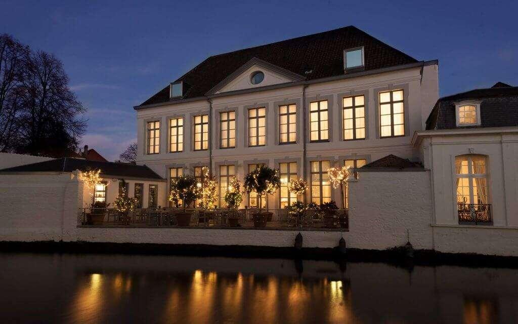 Hotel Van Cleef in Belgium