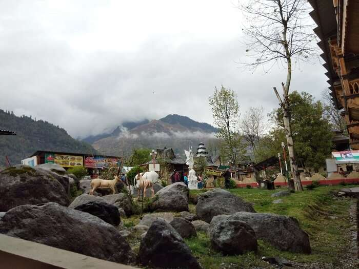 Solang valley tour