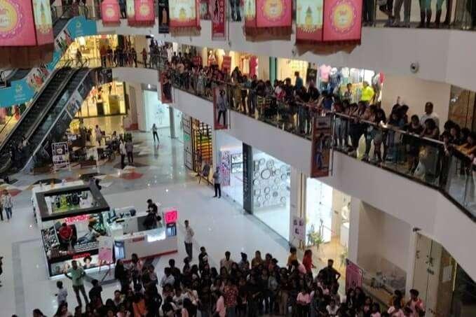 Roodraksh Mall
