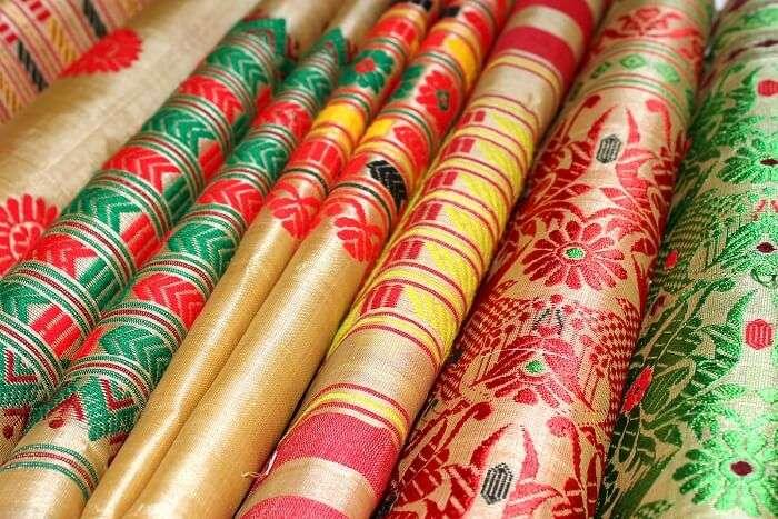 Silkalay silk sarees assam