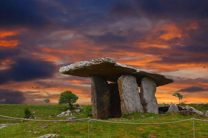 The Burren National Park ireland