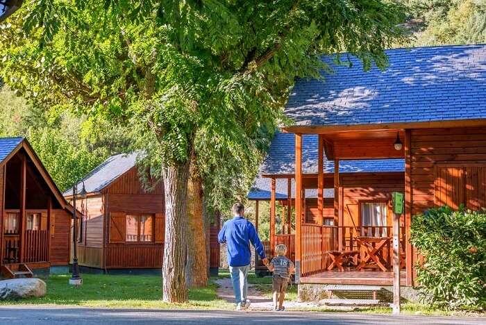 Verneda Camping Mountain Resort