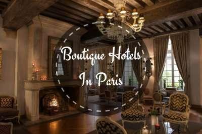 Hôtel D'Aubusson in Paris
