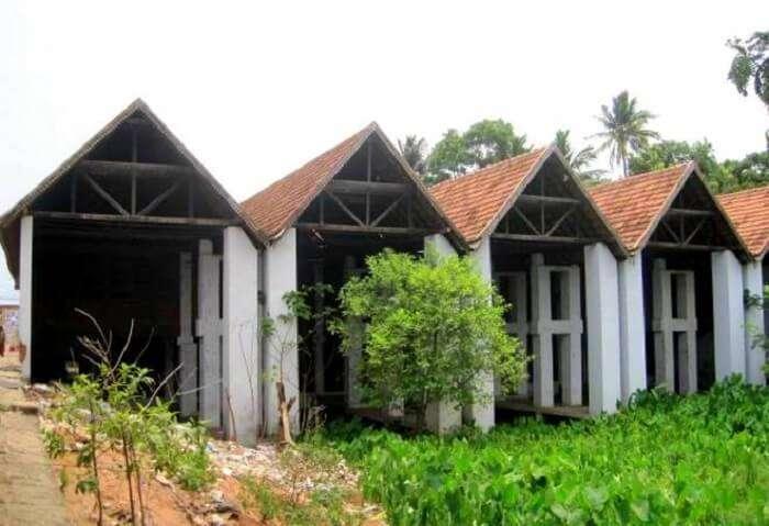 boathouse in trivandrum kerala