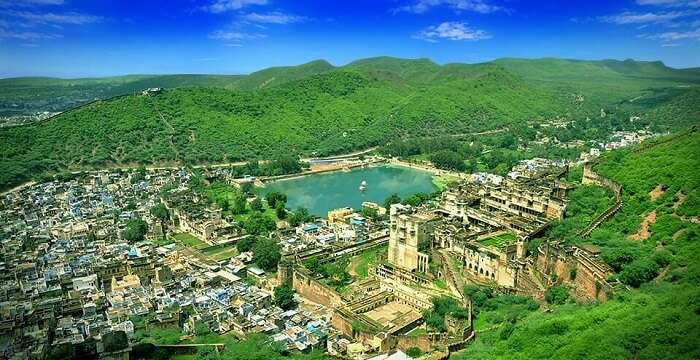 places to visit in rajasthan in monsoon
