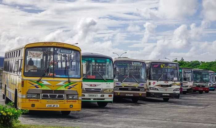 bus service are better to save amount of money