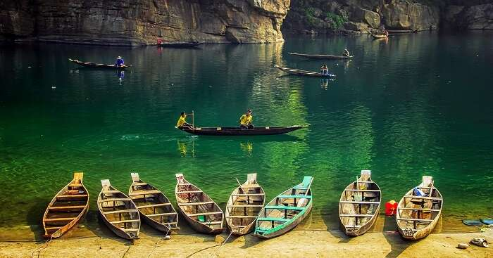Tourists Will Now Need An Inner Line Permit To Visit Meghalaya