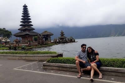 bali honeymoon travelogue