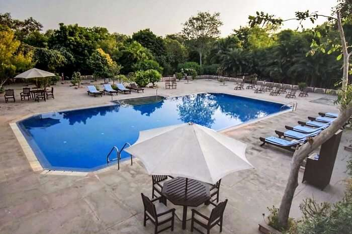 Resorts in Bharatpur
