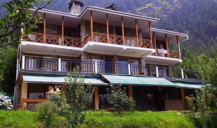 Villa Woodrose Manali