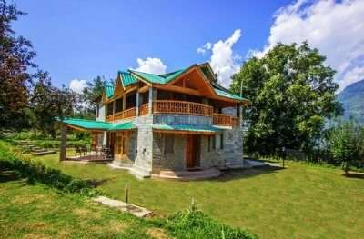 Villas in Manali