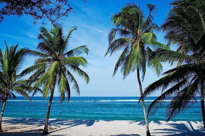 Beaches in Kenya