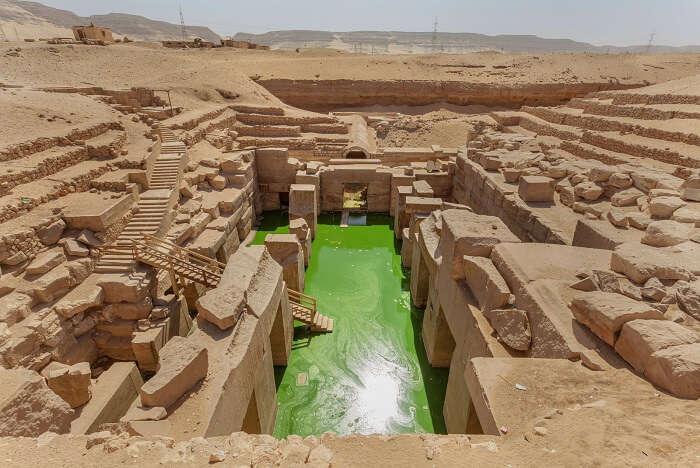 Abydos egypt
