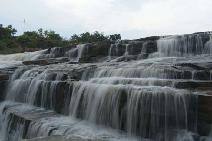 Waterfall in Belgaum, Karnataka