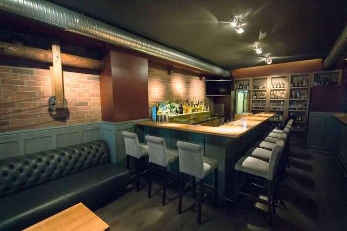 Boilerman Bar