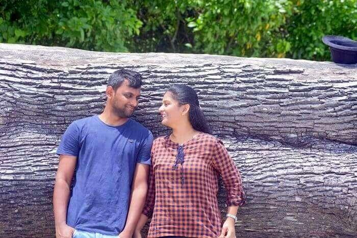 Honeymoon trip to Andaman