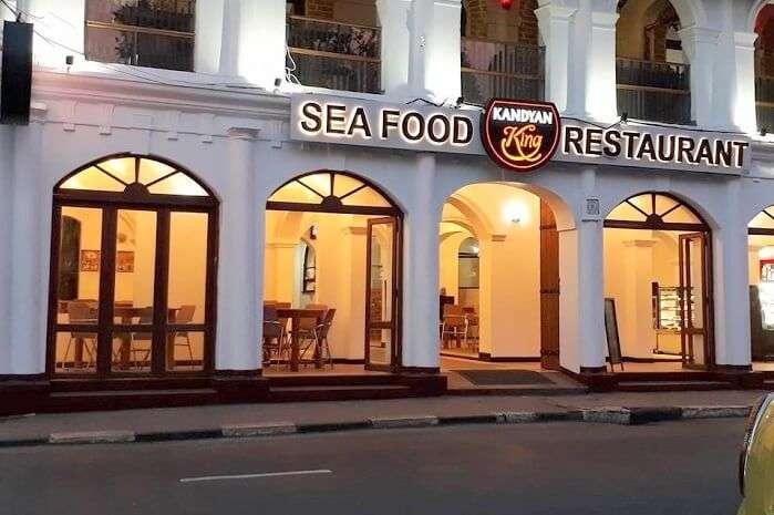 Kandyan Restaurant