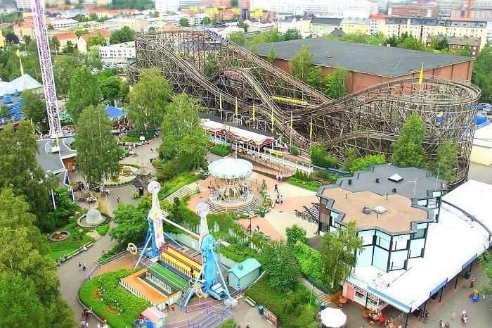 rides at this amusement park