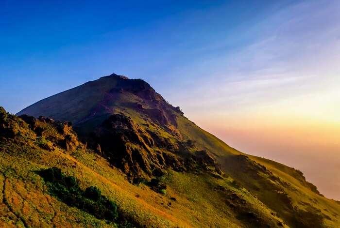 A Trip To The Highest Peak Of Karnataka