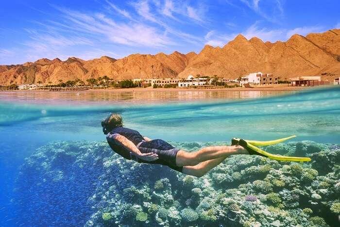 Scuba Dive at Hurghada