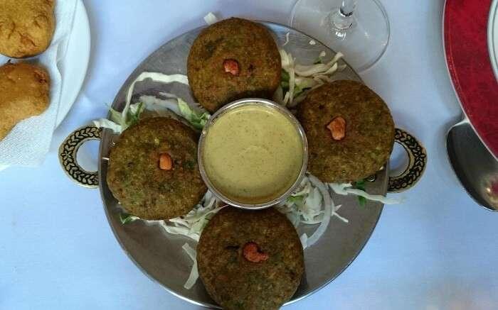 Taj Mahal- Best place to have Mughlai food