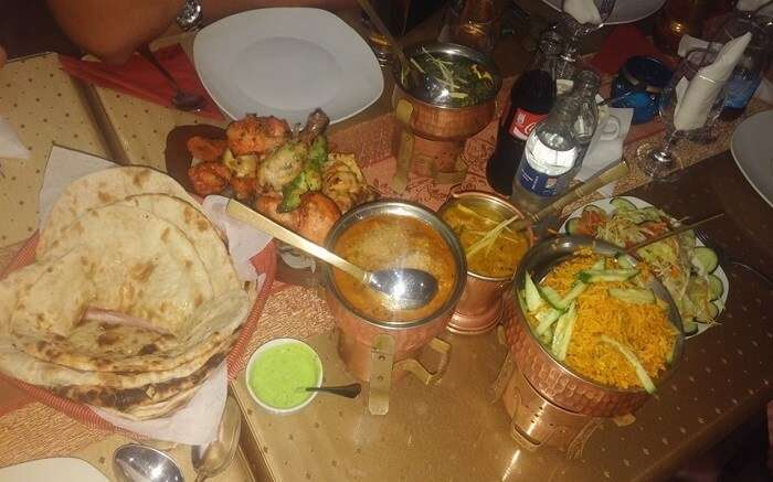 Tandoori Indiai Étterem- Authentic flavours of Punjab