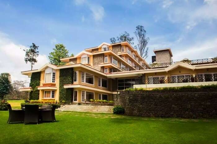 The Carlton kodaikanal
