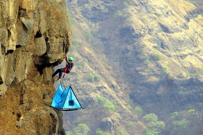 What Is Cliff Camping