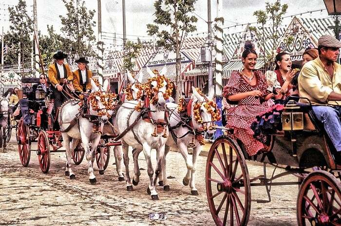 april fair of seville