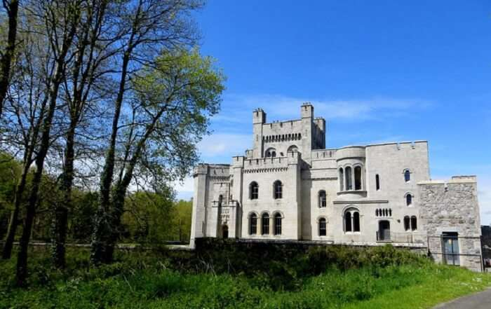 gosford castle in ireland