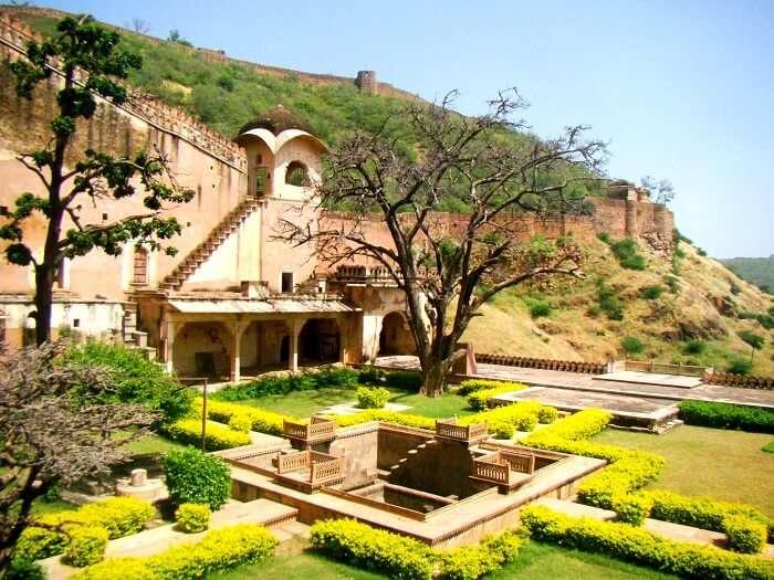 Most impressive structures in Bundi