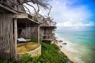 Azulik Eco Resort views