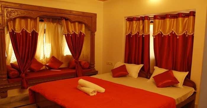 Get A Taste Of Rajasthani Hospitality