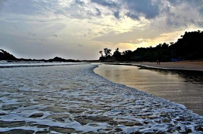 Beach in Gokarna